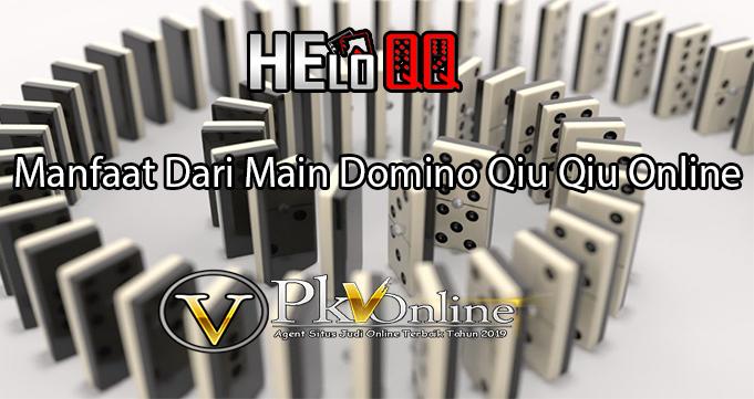 Manfaat Dari Main Domino Qiu Qiu Online