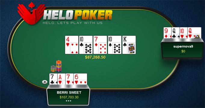 Perhatikan Ini Disaat Bermain Poker Uang Asli